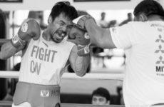 Мэнни Пакьяо вероятнее всего следующий бой проведёт в январе
