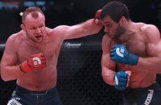 Александр Шлеменко дал комментарий о своих эмоциях перед возможным уходом из Bellator