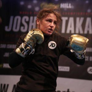 Кэти Тейлор думает, что является самой высокооплачиваемой спортсменкой в боксе