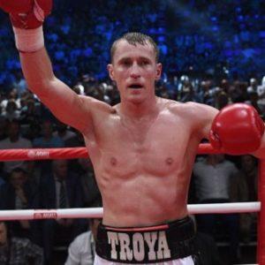 Александр Трояновский заявил, что пока не собирается завершать карьеру
