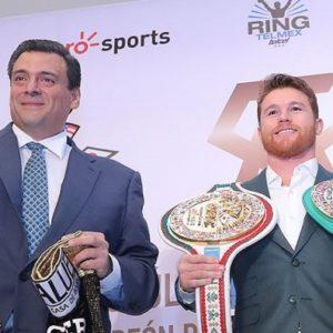 Президент WBC прокомментировал сделку Сауля Альвареса и DAZN