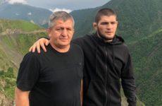 Отец Хабиба Нурмагомедова приглашает Макгрегора в Дагестан