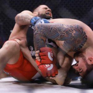 Диллон Данис считает себя лучшим грэпплером в MMA
