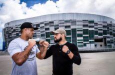 Стала известна дата проведения UFC в Бразилии