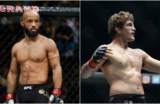 UFC собирается «отпустить» Деметриуса Джонсона в ONE Champioship, взамен на подписание Бена Аскрена