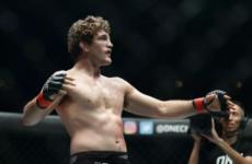 Бен Аскрен выявил готовность драться с Колби Ковингтоном в дебютном бое UFC