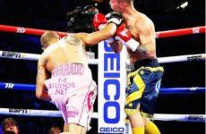 Майк Альварадо прокомментировал своё возвращение в большой бокс