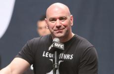 Дана Уайт собирается покорить профессиональный бокс
