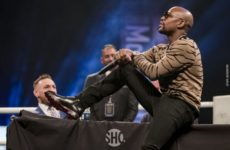 Флойд Мейвезер надеется получить от контракта с UFC 9-значный гонорар