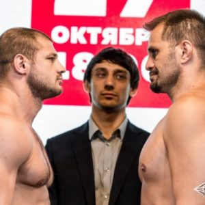 Иван Штырков победил Фабио Мальдонадо на RCC 4