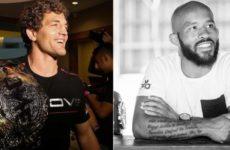 Стало официально известно, что Бен Аскрен будет выступать в UFC, а Деметриус Джонсон в ONE Championship