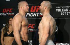 Миша Циркунов одержал победу над Патриком Камминсом на UFC Fight Nights 138