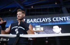Крис Алгиери поговорил о возвращении в ринг
