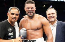 Абель Санчес заявил, что нужно форсировать продвижение Джо Джойса к титульному бою