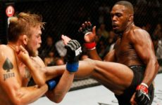 В сети появился официальный постер UFC 232