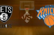 Прямая трансляция Бруклин Нетс — Нью-Йорк Никс. Баскетбол. Предсезонные матчи НБА.