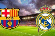 Видео. Обзор футбольного матча Барселона — Реал Мадрид. 28.10.18