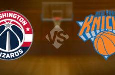 Прямая трансляция Вашингтон Визардс — Нью-Йорк Никс. Баскетбол. Предсезонка НБА.