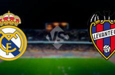 Прямая трансляция Реал Мадрид — Леванте. Футбол. Ла Лига. 20.10.18