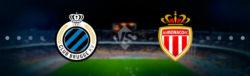 Прямая трансляция Брюгге - Монако. Футбол. Лига Чемпионов 18/19. 24.10.18