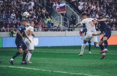 Видео. Словакия довольно неожиданно проиграла дома Чехии в рамках Лиги Наций. 13.10.18