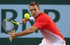 Прямая трансляция Джек Сок — Элиас Имер. Теннис. ATP 250 Стокгольм. 17.10.18