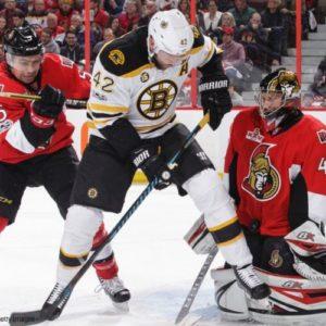 Прямая трансляция Бостон Брюинз - Оттава Сенаторс. Хоккей. НХЛ.