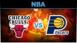 Видео. Чикаго Буллз разгромно выиграли Индиану Пайсерс, выиграв три первые четверти. 11.10.18