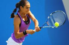 Прямая трансляция Чжан Юйсань — Каролин Гарсия. Теннис. WTA International Тяньцзинь