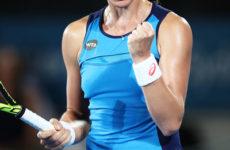 Прямая трансляция Дарья Гаврилова — Джоанна Конта. Теннис. WTA Premier. 17.10.18