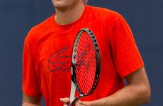 Прямая трансляция Джон Изнер — Бредли Клан. Теннис. ATP250 Стокгольм. 18.10.18