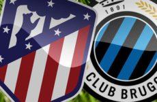 Прямая трансляция Атлетико Мадрид (U-19) — Брюгге (U-19). Футбол. Юношеская Лига Чемпионов.