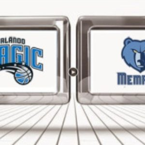 Прямая трансляция Орландо Меджик - Мемфис Гризлиз. Баскетбол. Предсезонные матчи НБА.