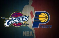Прямая трансляция Кливленд Кавальерс — Индиана Пайсерс. Баскетбол. Предсезонные матчи НБА.