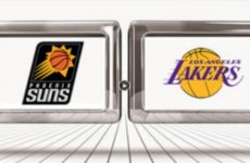 Прямая трансляция Финикс Санз — Лос-Анджелес Лейкерс. Баскетбол. NBA. 25.10.18