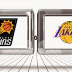 Прямая трансляция Финикс Санз - Лос-Анджелес Лейкерс. Баскетбол. NBA. 25.10.18