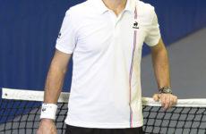 Прямая трансляция Ришар Гаске — Иржи Виселы. Теннис. ATP250 Антверпен. 17.10.18