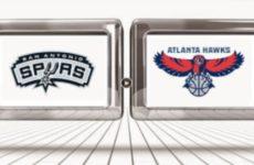 Видео. Атланта Хоукс продемонстрировала качественный баскетбол и обыграла Сан-Антонио Спёрс