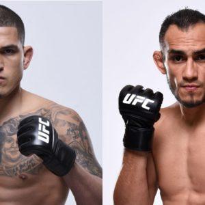 Видео боя Тони Фергюсон — Энтони Петтис UFC 229