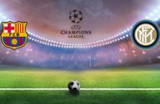 Прямая трансляция Барселона — Интер. Футбол. Лига Чемпионов 18/19. 24.10.18