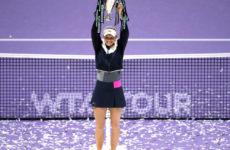 Прямая трансляция Каролин Возняцки — Каролина Плишкова. Теннис. Итоговый турнир Сингапур