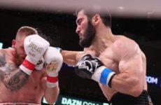 Тренер Бетербиева: «Артур огорчён, что не показал лучший бокс в бою с Джонсоном».