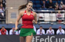 Прямая трансляция Ван Кян — Арина Сабаленко. Теннис. WTA Premier Mantadory Пекин.