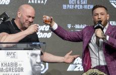 Прямая трансляция пресс-конференции UFC 229: Нурмагомедов — МакГрегор