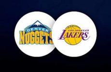 Прямая трансляция Лос Анджелес Лейкерс — Денвер Наггетс. Баскетбол. Предсезонные матчи НБА.