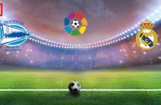 Прямая трансляция Алавес — Реал Мадрид. Футбол. Ла Лига.