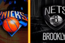 Прямая трансляция Нью-Йорк Никс — Бруклин Нетс. Баскетбол. NBA. 19.10.18