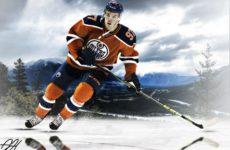 Видео. Чикаго Блэкхоукс проиграли в овертайме Эдмонтон Ойлерз в матче NHL. 29.10.18
