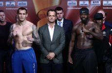 WBSS: Эндрю Табити победил Руслана Файфера