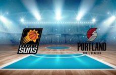 Прямая трансляция Портленд Трейл Блейзерс — Финикс Санс. Баскетбол. Предсезонные матчи НБА.